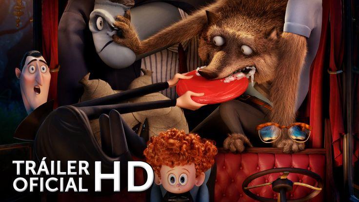 HOTEL TRANSILVANIA 2. Tráiler Final en español HD. En cines 23 de octubre.