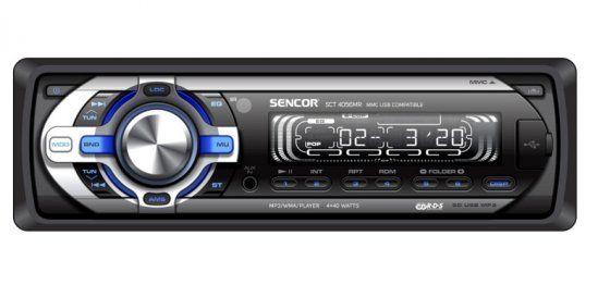 Sencor SCT4056MR Autórádió