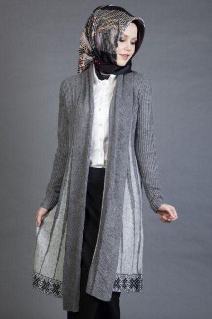 En Sik Tesettur Hirka Kombinleri Moda Tesettur Giyim Moda Stilleri Moda Kiyafet