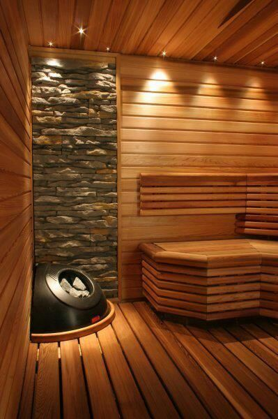 Could I have a sauna like this in my home?