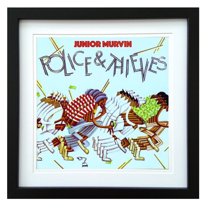 Junior Murvin | Police & Thieves Album | ArtRockStore