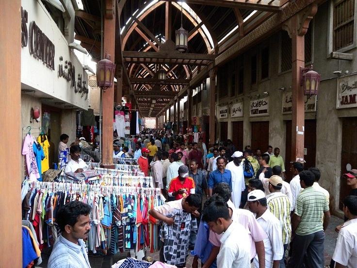 dubai markets   Dubais oldest market