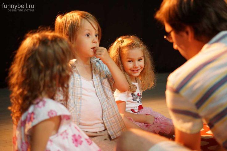 Театральная студия для дошкольников/