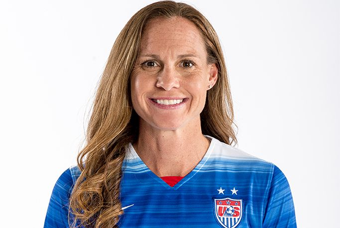 Christie Rampone 2015 FIFA Women's World Cup - U.S. Soccer