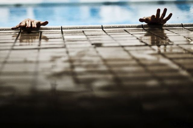 Winner of Google Photography Prize documents the lonelier side of competitive swimming
