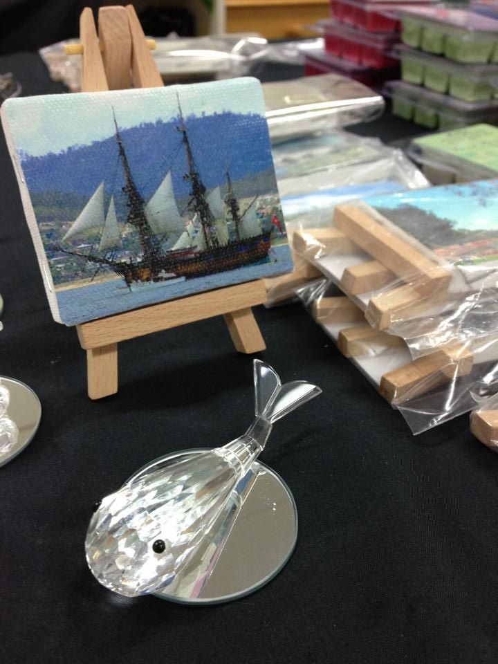 Items available, created by local Tasmanian Artists and Local Businesses Photos by Kylie1306