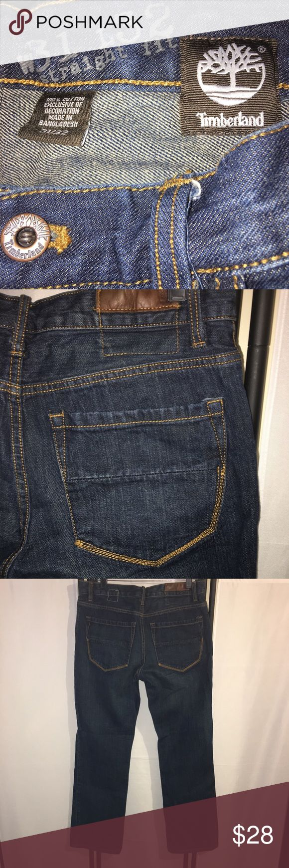 Timberland Jeans Sz 31x32 worn 1 x like new condition. Timberland Jeans Bootcut
