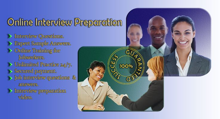 Get Online Interview Preparation through Interview Questions and Expert Sample Answers for Jobseekers .