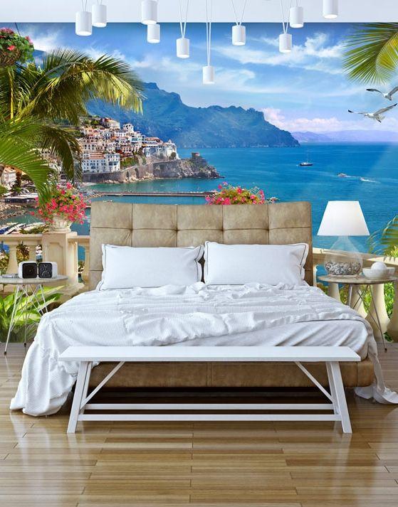 Fototapete Mediterranean Paradise