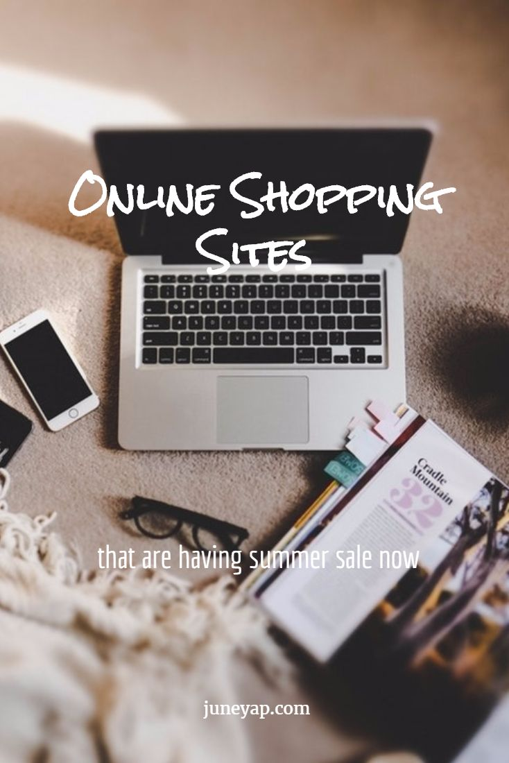 Do you shop online? If yes, do check out these some online shopping sites that are having summer sale right now. We all love discounts.