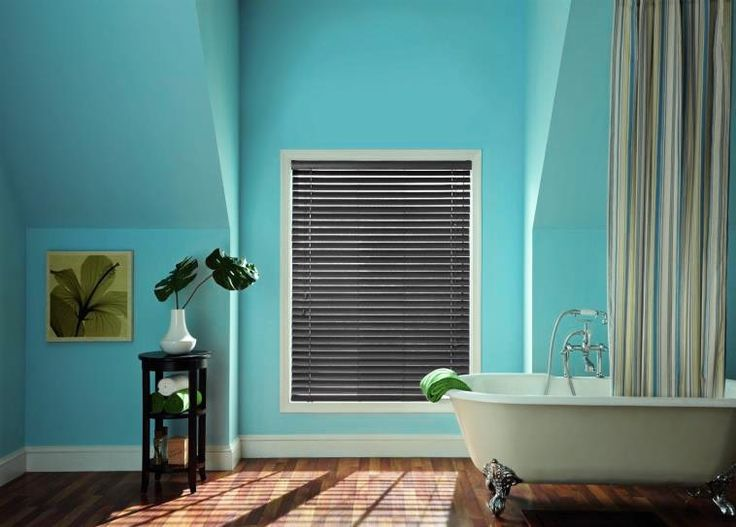 Vinyl is an excellent material for blinds, especially if you want your window treatments to be low-maintenance, colourful, and durable. We carry a great selection of affordable vinyl horizontal blinds, which are highly resistant to moisture and heat, too.