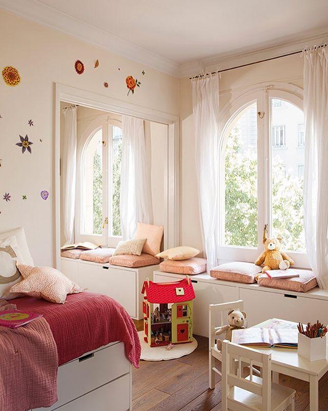 Mejores 127 im genes de dormitorios infantiles en pinterest for Baul dormitorio matrimonio
