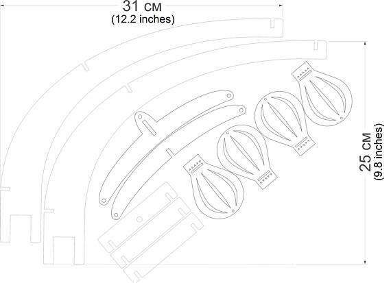 laser cutter del Schaltplan