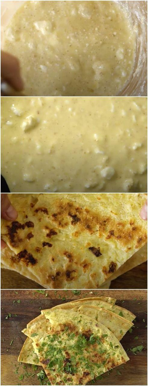 Pão de Queijo Flat com Aveia é rápido e nutritivo, perfeito para seu café da manhã. #pao #paes #massa #massas