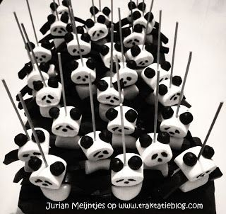 Kindertraktaties: Panda traktatie