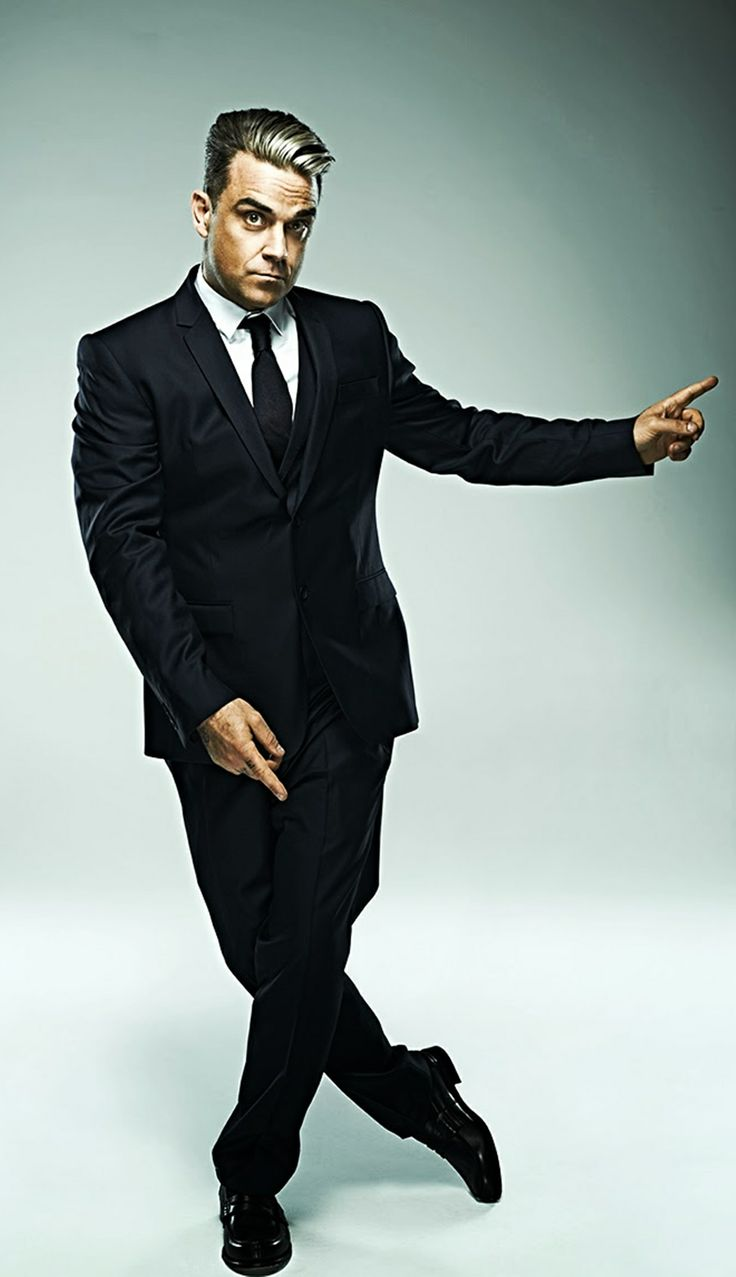 Robbie Williams <3
