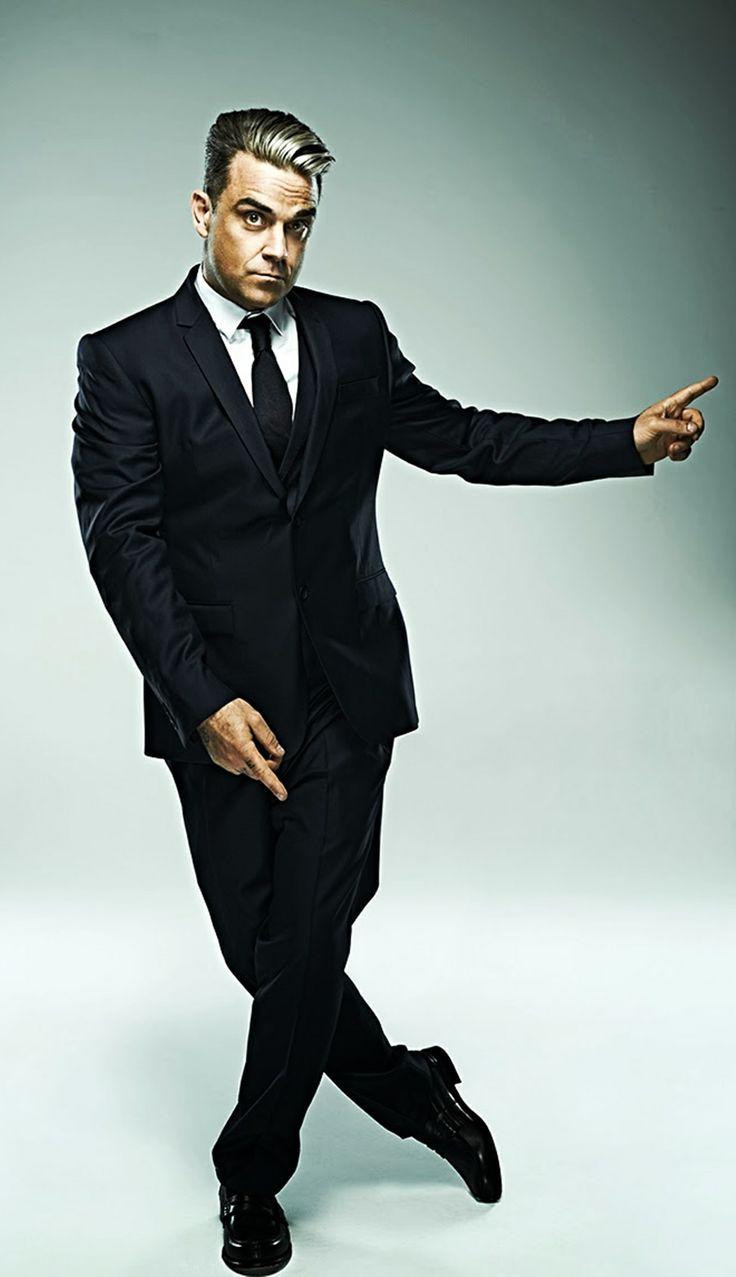Robbie Williams <3