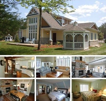 Cottage vacation rental in Muskoka from VRBO.com! #vacation #rental #travel #vrbo