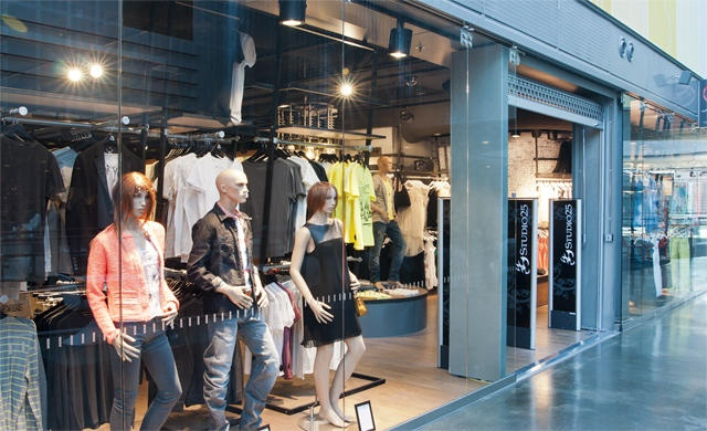 Our store in Kamppi.