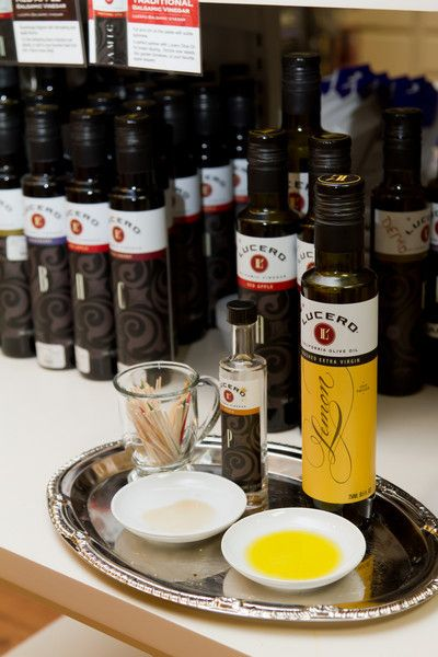 Lucero Olive Oil #tesskitchenstore #oliveoil #lucero