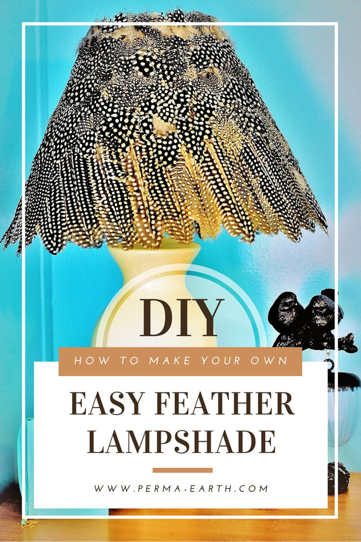 How to turn your old lampshade into a whimsical, romantic, and naturally charming light! If you know me, you know I adore our guinea fowl we inherited on our rented farm site… Not only are they a bit of comedic relief, but they are good security alarms, tick & insect hunters, and the females lay ...