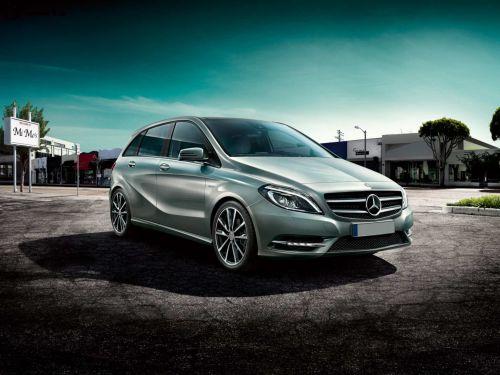 Mercedes-benz B180 Estate | County Car and Van Rental