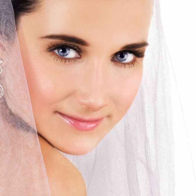 10 Makeup Mistakes to Avoid On Your Wedding Day!