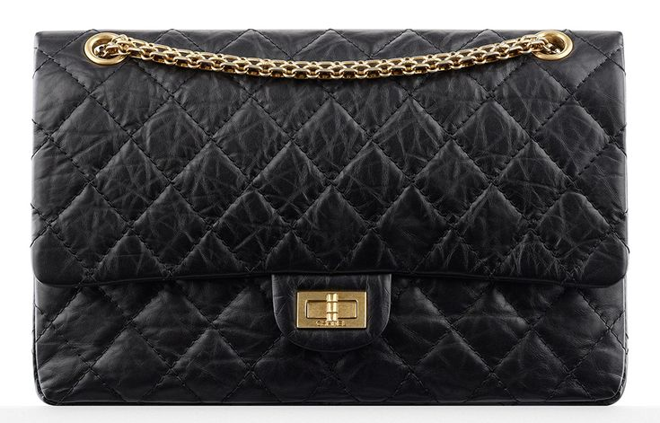 Chanel Reissue 2.55 Flap Bag - There's no other way to start this list. In February 1955 (hence the name), Coco Chanel created a bag that changed the accessories industry forever. The innovation? Shoulder straps. Those of us who ride the subway every day owe her an enormous debt.