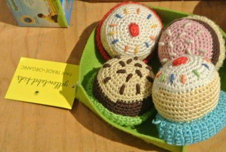 Yellow Label Toys: Fair Trade Crochet