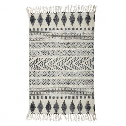 tapis graphique scandinave House Doctor