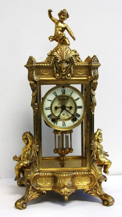 68 Best Images About Ansonia Clocks On Pinterest Models