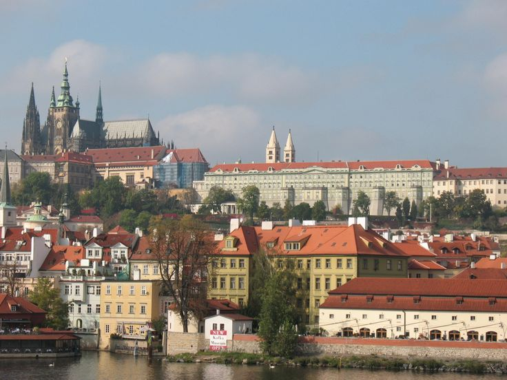 Great picture of the Prague Castle