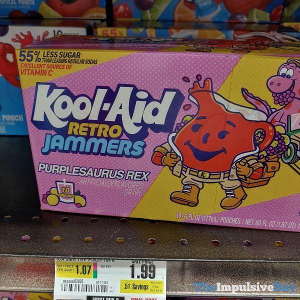 Spotted Kool Aid Retro Jammers Kool Aid Impulsive Buy Jammer