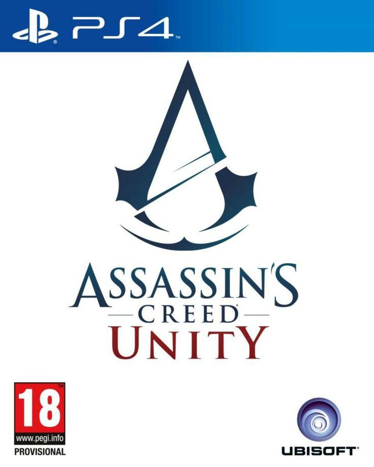 Assassin's Creed Unity en précommande à petit prix sur reference-gaming.com #PS4 #Sony #AssassinsCreedUnity #Unity #AssassinsCreed