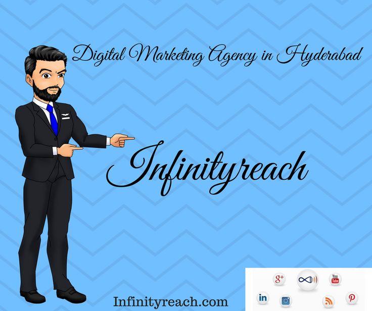 Digital Marketing Agency-Infinity Reach - Infinity Reach is a Digital Marketing Agency in Hyderabad which provides Digital Marketing Services, SEO, SEM, SMM Services