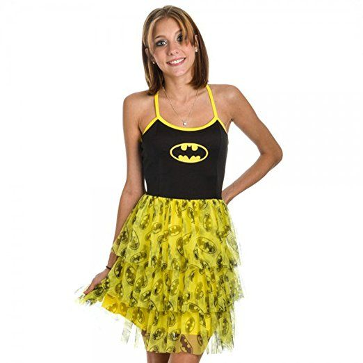 Batman Dress - 10 Batman Dresses That Give You Super Hero Feeling