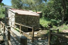 Ruta de los Molinos de Riomaior. Cobres (Vilaboa)