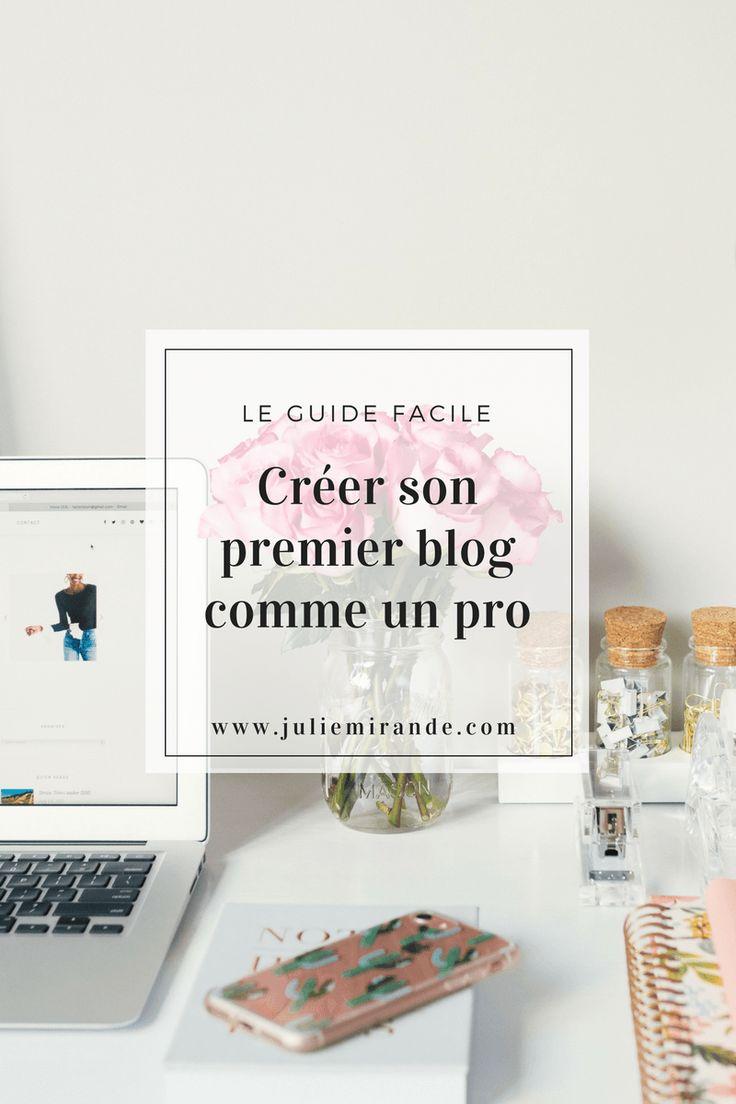Comment créer son blog avec WordPress : le guide complet et facile #blogging #blog #wordpress