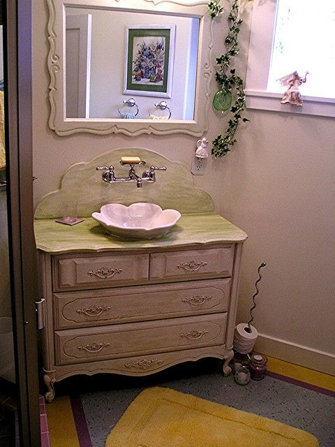 Remodeled Bathroom Vanity Using Old Dresser top 25+ best bathroom sink cabinets ideas on pinterest | under