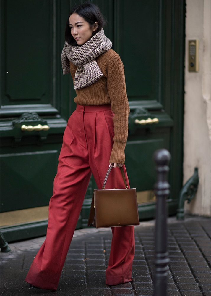 The Best Street Style from Paris Fashion Week Fall 2017