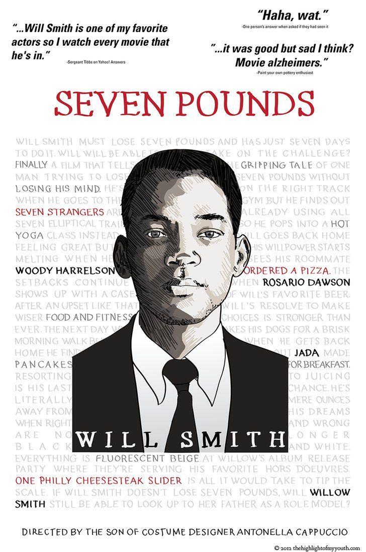 Seven pounds | Tv, hotties, movies | Pinterest