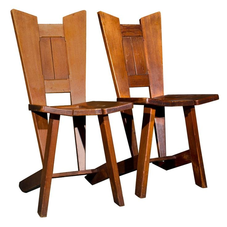 Art Nouveau Arts and Crafts Pine Hall Chairs England - 31 Best Arts & Crafts Images On Pinterest Gustav Stickley, Antique