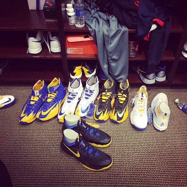 basketball shoes usa blue nike hyperrev
