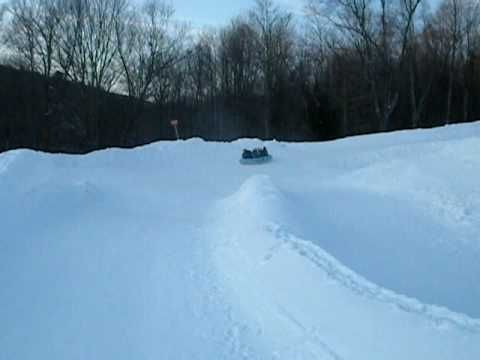 ▶ Family Tubing at Woodbury Ski Area - YouTube