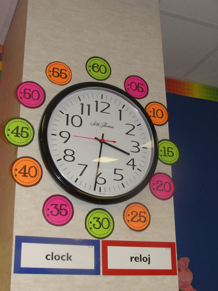 for classroom clock