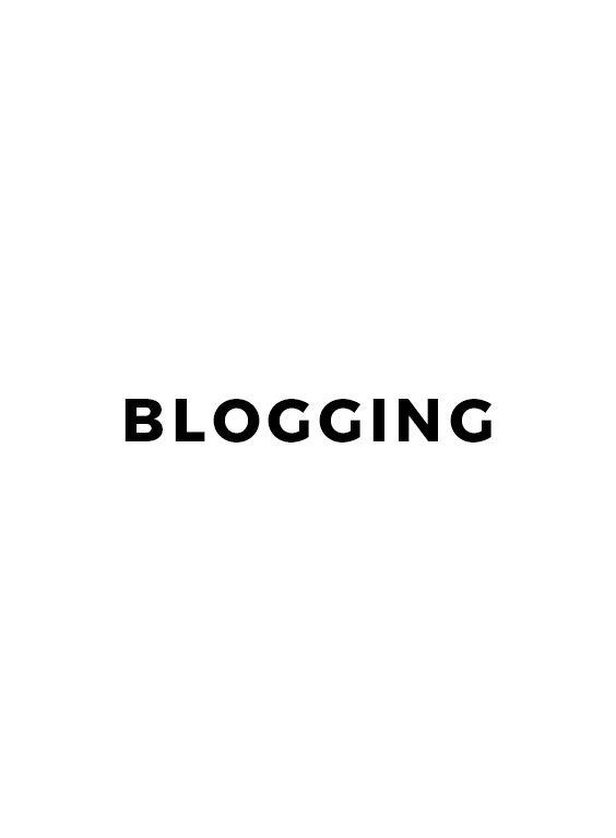 Blogging | Hablemos de #Marketing #Digital