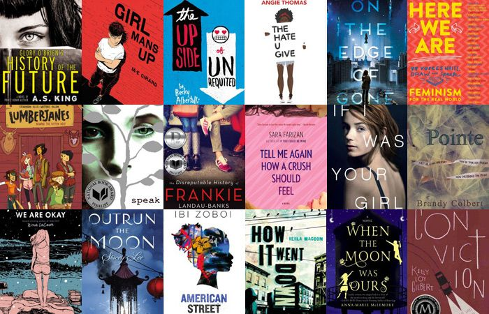 Given the sheer number of feminist YA gems, compiling a list of essentials is undoubtedly a foolhardy task—and yet we simply couldn't help ourselves! Below you'll find 50 of the most challenging, encouraging, and empowering feminist books YA has to offer. Some of these are modern-day classics, some