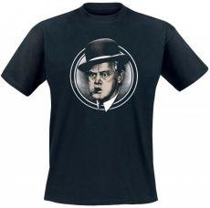 T-Shirt  Egon Olsen  schwarz