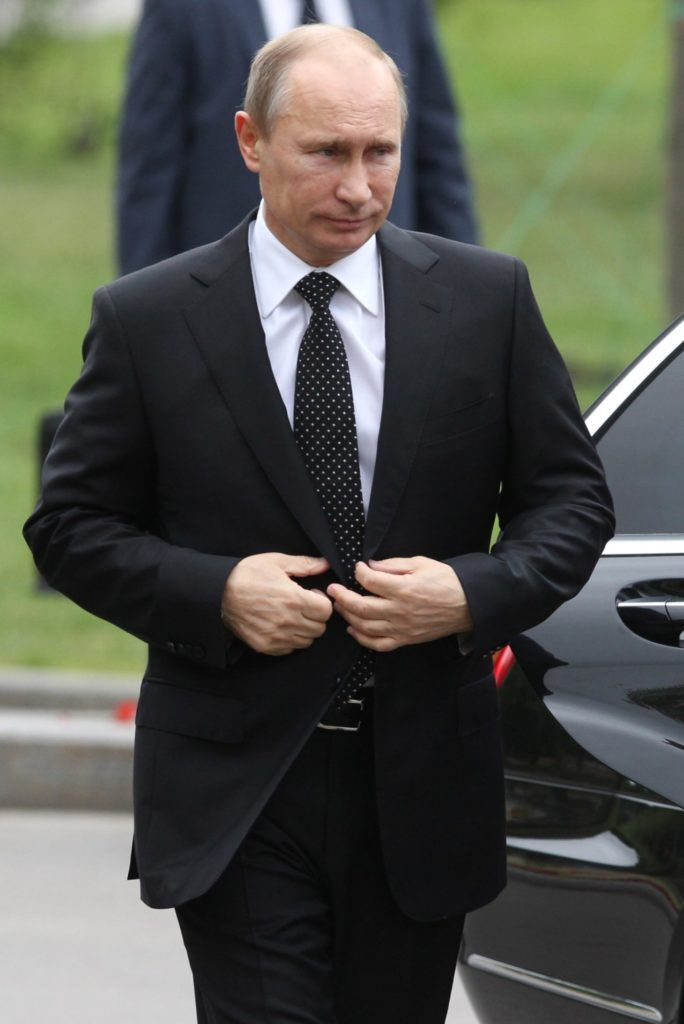 Vladimir Putin Height, Weight, Age