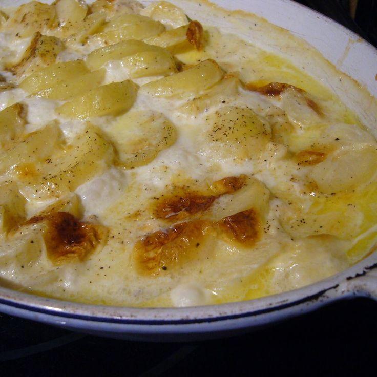 Potato Gratin, in the Style of Simon Hopkinson recipe on Food52